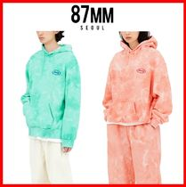★韓国の人気★【87MM】★MMLG BLEACH HOOD★2色★