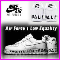 Nike  Air Force 1 Low Equality 2019