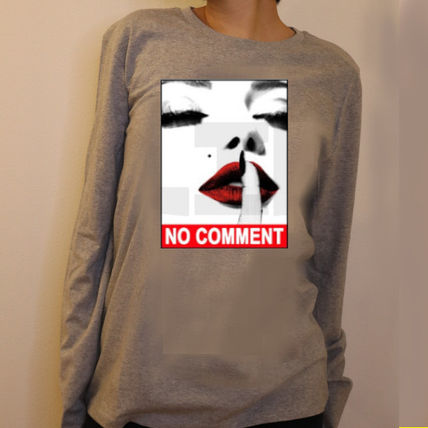 NO COMMENT PARIS Tシャツ・カットソー JAPAN LIMITED★NO COMMENT PARIS★ ロンT mole(3)