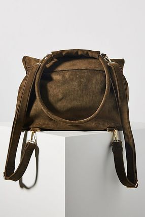 Anthropologie バックパック・リュック 【Anthropologie】Reid Convertible Backpack m 2WAYバッグ(3)