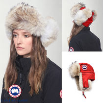 【CANADA GOOSE】AVIATOR HAT★アビエイターハット