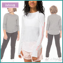 ☆ ivivva ☆ ロングTシャツ Calm To Energy Long Sleeve