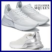 関税送料込★ALEXANDER MCQUEEN★Leather Sneaker