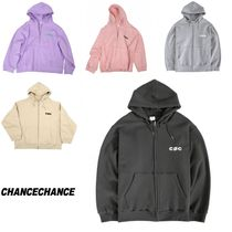 円高還元SALE◆CHANCECHANCE◆CEC Hood Zipup◆6color◆