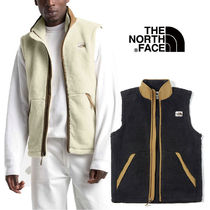 THE NORTH FACE★NV4FK50 CAMPSHIRE VEST フリース ベスト 秋冬