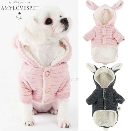 AMYLOVESPET 洋服 AMYLOVESPET(エイミーラブズペット)★Moncle Bunny Jumper