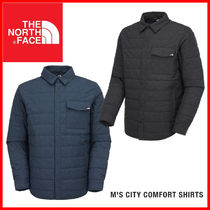 THE NORTH FACE★19-20AW M'S CITY COMFORT SHIRTS_NJ3NK51