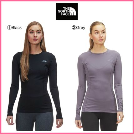 THE NORTH FACE Tシャツ・カットソー 19-20AW!! ☆THE NORTH FACE☆ Light Crew Neck Top