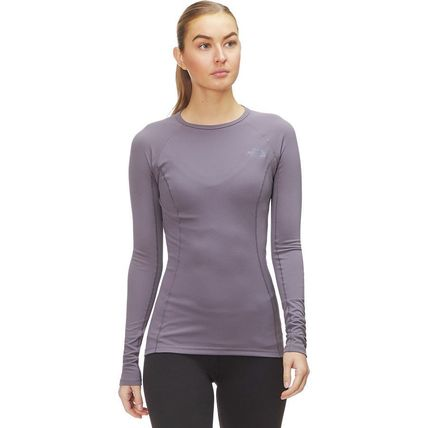 THE NORTH FACE Tシャツ・カットソー 19-20AW!! ☆THE NORTH FACE☆ Light Crew Neck Top(5)