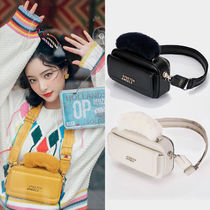 ★STRETCH ANGELS★日本未入荷 韓国 Flap PANINI bag【全3色】