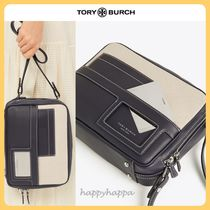 【Tory Burch】SALE☆CANVAS CAMERA BAG☆
