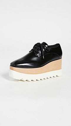 Stella McCartney シューズ・サンダルその他 SALE!限定☆Stella McCartney Elyse Lace Up Shoes