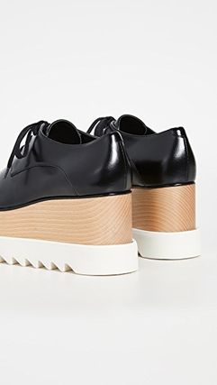 Stella McCartney シューズ・サンダルその他 SALE!限定☆Stella McCartney Elyse Lace Up Shoes(3)