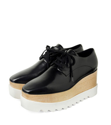 Stella McCartney シューズ・サンダルその他 SALE!限定☆Stella McCartney Elyse Lace Up Shoes(5)