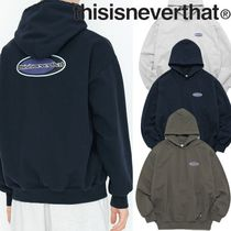 ★thisisneverthat★NEW SPORT HOODED SWEATSHIRT 3色