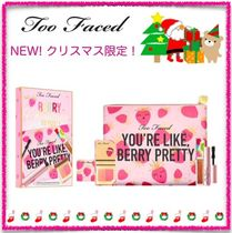 【TOO FACED】限定!Berry Christmas コスメセット