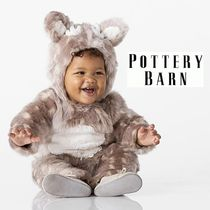 送料関税込*PotteryBarn*Baby Deer Woodland Costume
