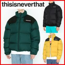 ★THISISNEVERTHAT★SP-INTL. Sport Down Jacket 3色☆大人気☆