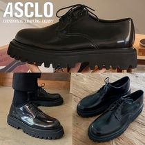 ◆日本未入荷◆ASCLO◆REAL COW SKIN HANDMADE LIMBURG DERBY◆