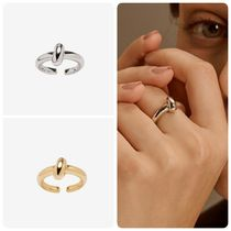 ♡Hei♡coco bold ring 2色