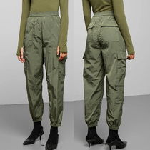 """""""WEEKDAY"""" Max Sporty Trousers Green"""