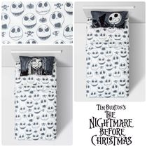 【The Nightmare Before Christmas】 シーツ&枕カバー3点セット