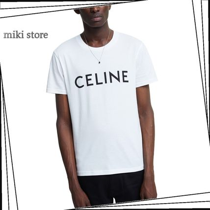 CELINE ネックレス・チョーカー 【CELINE】 sharpネックレス in solid silver and onyx(5)