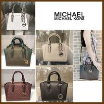 【Michael Kors】人気☆CIARA MD MESSENGER 2way バッグ☆