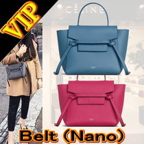 "◆◆VIP◆◆  CELINE   ""BELT""  (Nano)  2Way  Bag"