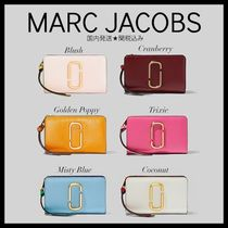 国内発送 関税込☆Marc Jacobs The Snapshot Compact Wallet