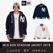 【Newera】MLB BOA STADIUM JACKET 全2色 送料無料