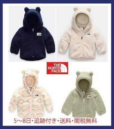 THE NORTH FACE ★新作 ベビー CAMPSHIRE BEAR HOODIE(0~24M)