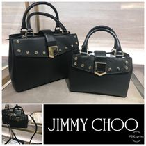 新作!!【Jimmy Choo】LOCKETT TOTE/Sサイズ★2way★Crossbody