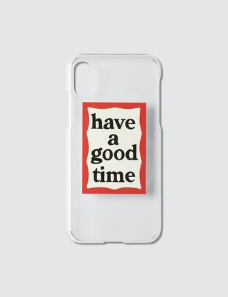 have a good time スマホケース・テックアクセサリー [HAVE A GOOD TIME]ハブアグットタイム Frame iPhoneCase X / Xs(2)
