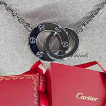 Cartier - LOVE Necklace White Gold