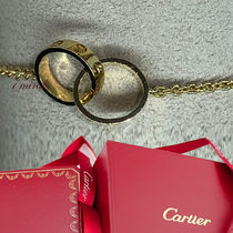 Cartier - LOVE Necklace Yellow Gold