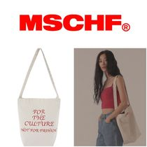 日本未出荷◆MISCHIEF◆CULTURE ECO BAG-CREAM