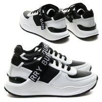 ☆BURBERRY☆LOGO RONNIE LOW SNEAKERS☆バーバリースニーカー