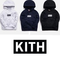 日本未発売 国内発送 KITH NYC KIDS CLASSIC WILLIAMSパーカー