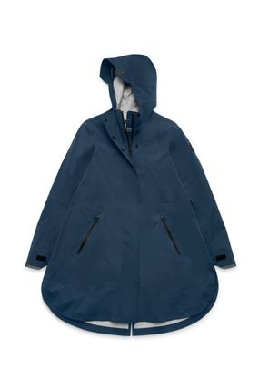 CANADA GOOSE コート CANADA GOOSE レディース KITSILANO JACKET BlackLabel RainCoat(11)
