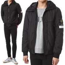 STONE ISLAND正規品/EMS発送/送料込み Hooded Padded Jumper