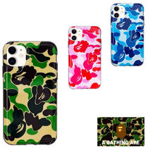 ☆3color A BATHING APE Camo iPhone 11 Case BAPE ケース