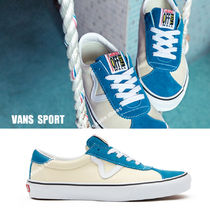 VANS★SPORT★兼用★TURKISH TILE/CLASSIC WHITE
