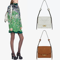 G583 SMALL EDEN BAG IN TWO-TONE LEATHER
