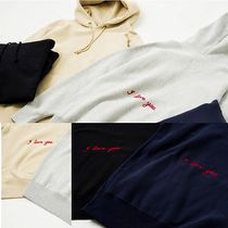 """Champion for RHC """"I Love You"""" Reverse weave Hoodie"""