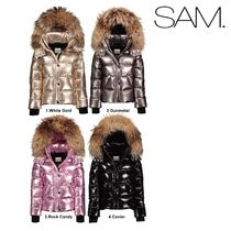 【SAM NEW YORK】★日本未入荷★GIRLS FUR ANNABELLE