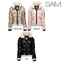 【SAM NEW YORK】★日本未入荷★GIRLS SHEARLING FREESTYLE