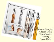 人気3本セット♪Maison Margiela REPLICA Travel Spray Set