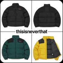 [ Thisisneverthat ]★韓国大人気★SP-INTL. SPORT DOWN JACKET