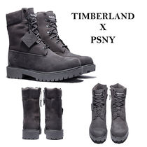 ☆MUST HAVE☆☆ TIMBERLAND PRM 8'IN SIDE ZIP BOOT X PSNY☆☆